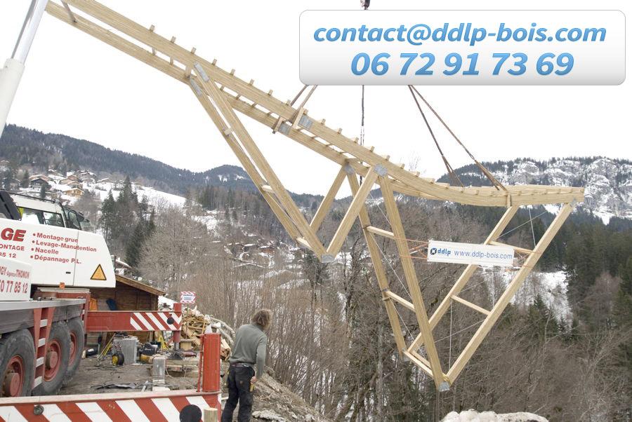 ddlp construction bois sur annecy et la haute savoie